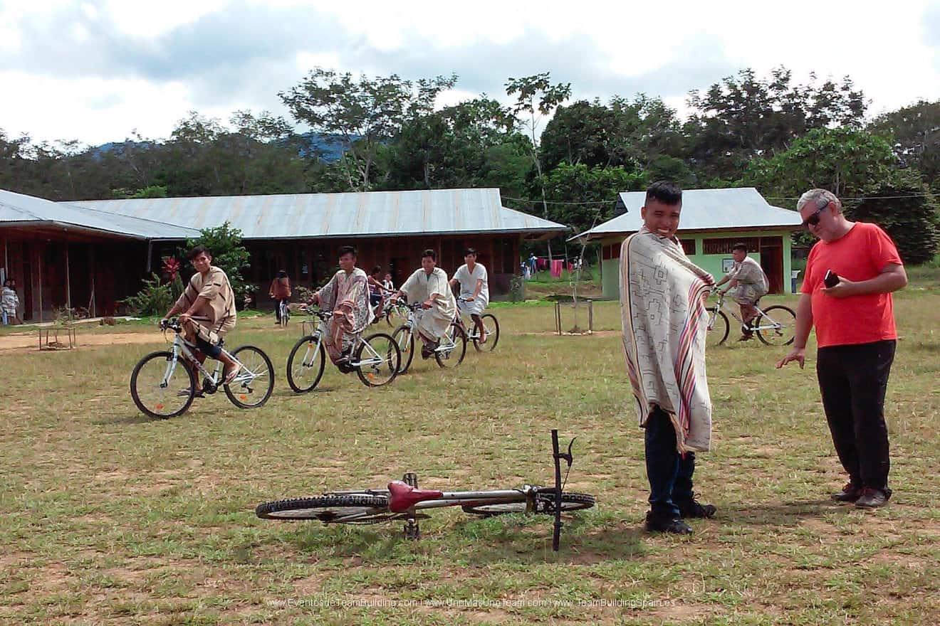 La Bicicleta Solidaria | Actividad /Evento de Team Building y RSC