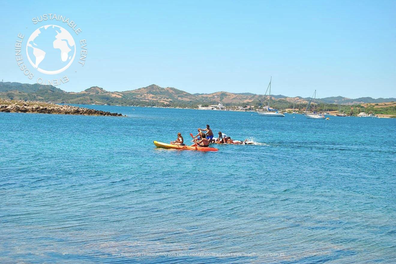 Eventos-de-Team-Building-en-Menorca-Robinson-Crusoe